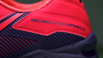 Tennis Warehouse TV Spot, 'ASICS Gel-Resolution 7 & Solution Speed 3' - Thumbnail 7