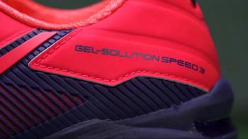 Tennis Warehouse TV Spot, 'ASICS Gel-Resolution 7 & Solution Speed 3' - Thumbnail 7