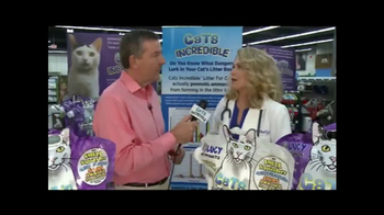 Lucy Pet Products Cats Incredible TV Spot, 'Prevents Ammonia' - Thumbnail 4