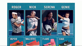 Tennis Express TV Spot, 'Dress Like the Tennis Stars' - 79 commercial airings