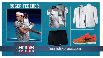Tennis Express TV Spot, 'Dress Like the Tennis Stars' - Thumbnail 4