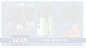 Tennis Express TV Spot, 'Dress Like the Tennis Stars' - Thumbnail 5