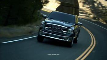 Ram Trucks Start Something New Sales Event TV Spot, 'Outlast' [T2] - Thumbnail 3