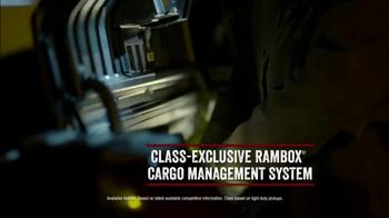 Ram Trucks Start Something New Sales Event TV Spot, 'Outlast' [T2] - Thumbnail 5