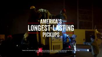 Ram Trucks Start Something New Sales Event TV Spot, 'Outlast' [T2] - Thumbnail 6