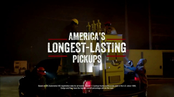 Ram Trucks Start Something New Sales Event TV Spot, 'Outlast' [T2] - Thumbnail 7