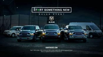 Ram Trucks Start Something New Sales Event TV Spot, 'Outlast' [T2] - Thumbnail 8
