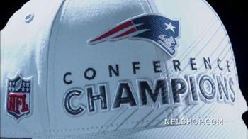 NFL Shop TV Spot, 'AFC Championship Collection: New England Patriots' - Thumbnail 3