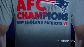 NFL Shop TV Spot, 'AFC Championship Collection: New England Patriots' - Thumbnail 6