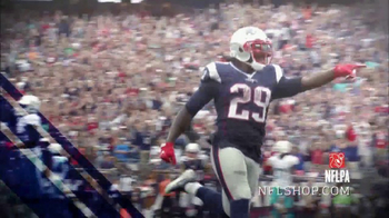NFL Shop TV Spot, 'AFC Championship Collection: New England Patriots' - 25 commercial airings