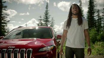 Jeep Start Something New Sales Event TV Spot, 'Mt. Rainier' Ft. Richard Sherman [T2] - 1 commercial airings