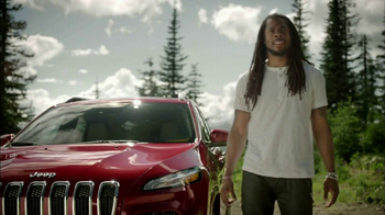 Jeep Start Something New Sales Event TV Spot, 'Mt. Rainier' Ft. Richard Sherman [T2] - 1 commercial airings