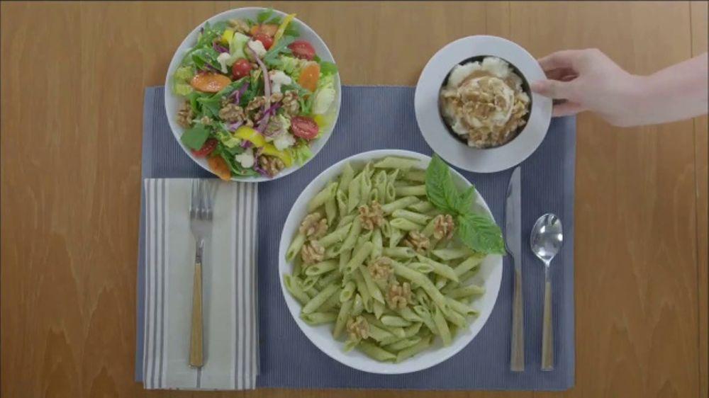 California Walnuts TV Commercial, 'Weeknight Dinner'