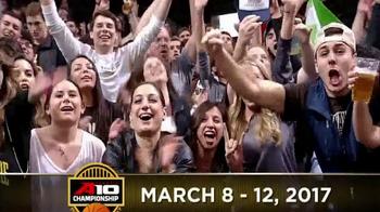 Atlantic 10 Conference TV Spot, '2017 Men's Basketball Championship' - Thumbnail 8