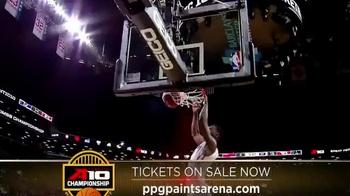Atlantic 10 Conference TV Spot, '2017 Men's Basketball Championship' - Thumbnail 6