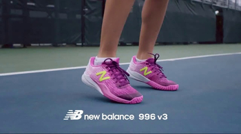 Tennis Warehouse TV Spot, 'New Balance 996 v3' - Thumbnail 9