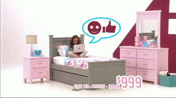 Rooms to Go Kids & Teens TV Spot, 'Amazing Collections' - Thumbnail 10