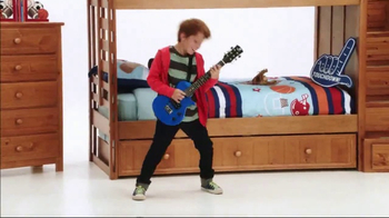 Rooms to Go Kids & Teens TV Spot, 'Amazing Collections'