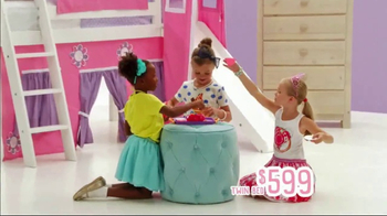 Rooms to Go Kids & Teens TV Spot, 'Amazing Collections' - Thumbnail 7