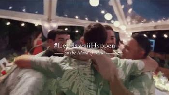 The Hawaiian Islands TV Spot, 'Best Man'