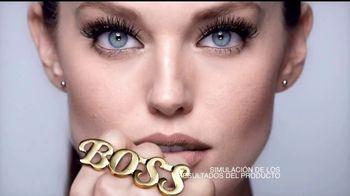 Maybelline New York Big Shot Mascara TV Spot, 'Jefa' [Spanish] - 231 commercial airings