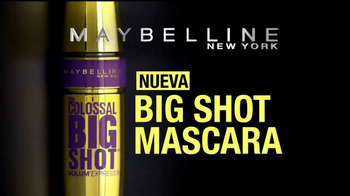 Maybelline New York Big Shot Mascara TV Spot, 'Jefa' [Spanish] - Thumbnail 3