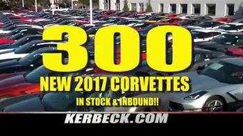 Kerbeck Corvette TV Spot, '2017 Models'