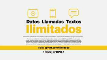 Sprint Unlimited Freedom TV Spot, 'Felicidad: $800 dólares' [Spanish] - Thumbnail 6