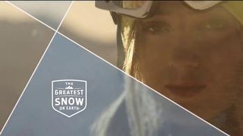 Utah Office of Tourism TV Spot, 'Skiing' Featuring Sierra Quitiquit - Thumbnail 5
