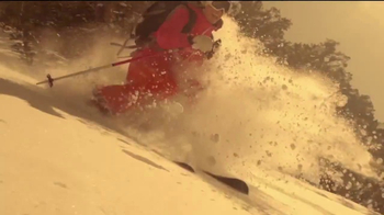 Utah Office of Tourism TV Spot, 'Skiing' Featuring Sierra Quitiquit - Thumbnail 3