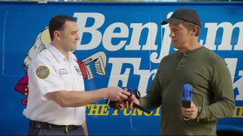 Benjamin Franklin Plumbing TV Spot, 'Chris' Featuring Mike Rowe - Thumbnail 5
