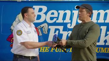 Benjamin Franklin Plumbing TV Spot, 'Chris' Featuring Mike Rowe - Thumbnail 6