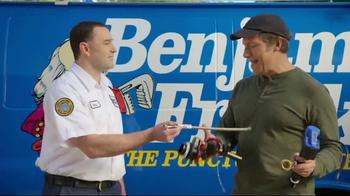Benjamin Franklin Plumbing TV Spot, 'Chris' Featuring Mike Rowe - Thumbnail 7