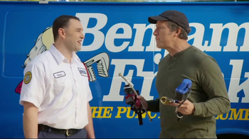 Benjamin Franklin Plumbing TV Spot, 'Chris' Featuring Mike Rowe - Thumbnail 8