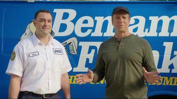 Benjamin Franklin Plumbing TV Spot, 'Chris' Featuring Mike Rowe - 3 commercial airings