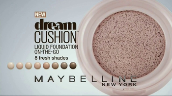 Maybelline New York Dream Cushion TV Spot, 'Got It Covered' Ft. Gigi Hadid - Thumbnail 7