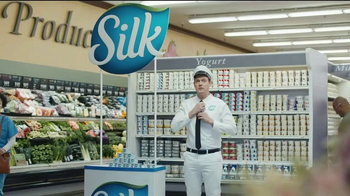 Silk Dairy-Free Yogurt Alternative TV Spot, 'Silk Man: The Ploy'