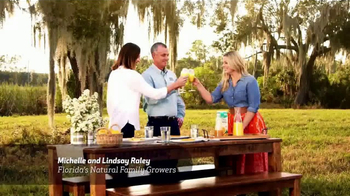 Florida's Natural TV Spot, 'Food Network: Groves' Feat. Damaris Phillips - Thumbnail 9