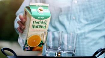 Florida's Natural TV Spot, 'Food Network: Groves' Feat. Damaris Phillips - Thumbnail 4