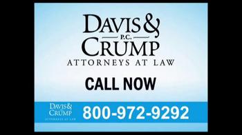 Davis & Crump, P.C. TV Spot, 'Hernia Mesh Complications' - Thumbnail 6