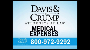 Davis & Crump, P.C. TV Spot, 'Hernia Mesh Complications' - Thumbnail 7