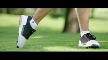 FootJoy Contour Fit TV Spot, 'Comfort That Never Quits'