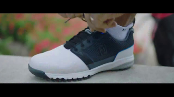 FootJoy Contour Fit TV Spot, 'Comfort That Never Quits' - Thumbnail 7
