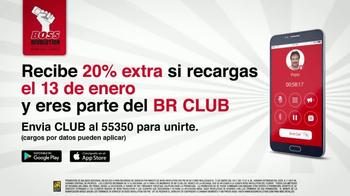 Boss Revolution TV Spot, 'Gol: IDT 200' [Spanish] - Thumbnail 7
