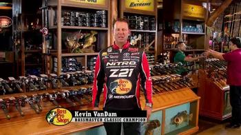 Bass Pro Shops TV Spot, 'Henley & Reel' Featuring Kevin VanDam - Thumbnail 7