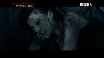 Resident Evil: The Final Chapter - Alternate Trailer 11