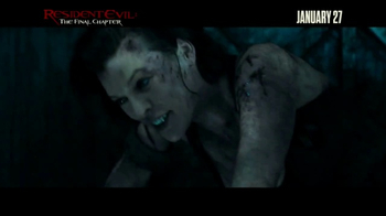 Resident Evil: The Final Chapter - Alternate Trailer 11