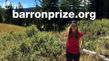 Gloria Barron Prize for Young Heroes TV Spot, 'Call for Applications' - Thumbnail 9
