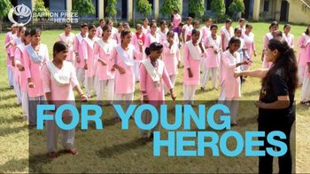 Gloria Barron Prize for Young Heroes TV Spot, 'Call for Applications'