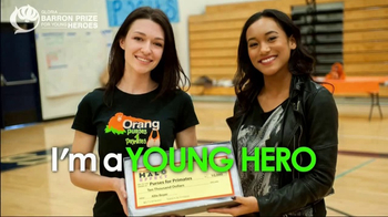 Gloria Barron Prize for Young Heroes TV Spot, 'Call for Applications' - Thumbnail 5